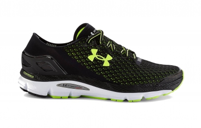 Zapatillas UNDER ARMOUR SPEEDFORM GEMINI Hombre Negro