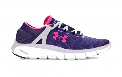 UNDER ARMOUR Pair of Shoes SPEEDFORM FORTIS Purple Women