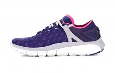 UNDER ARMOUR Paire de Chaussures SPEEDFORM FORTIS Violet Femme