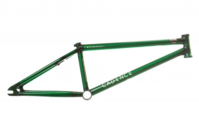 WETHEPEOPLE 2015 Cadre CADENCE Trans Green