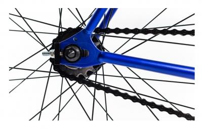 STATE Vélo Complet Fixie BLUE STEEL Bleu