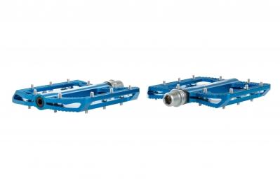 HT Pédales Plates NANO SERIES ANS01 Bleu