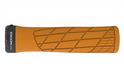 ERGON Poignées GA2 Orange