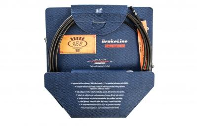 BBB Kit Cablerie de frein ´´BrakeLine´´Noir BCB-02