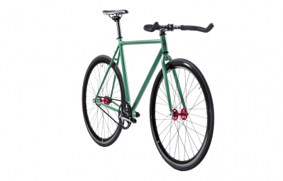 STATE Vélo Complet Fixie BRIGADIER Vert