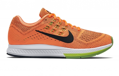 NIKE AIR ZOOM STRUCTURE 18 Orange
