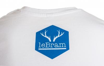 LeBram T-Shirt MOSAIQUE Blanc