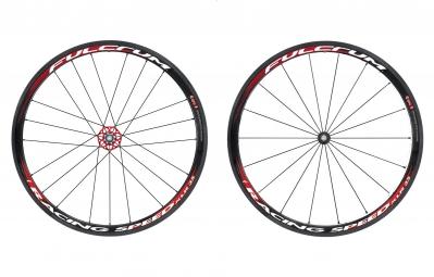 FULCRUM paire de roues RACING SPEED XLR 35 boyaux shimano / sram