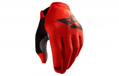 ROYAL 2015 Paire de Gants SIGNATURE Rouge