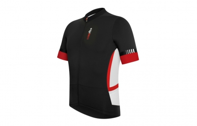 ZERO RH maillot RACE FZ Noir Blanc Rouge