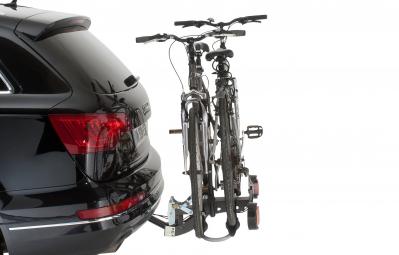 MOTTEZ Porte-Vélo Attelage DIANE 2 Vélos
