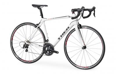 TREK 2016 Vélo Complet EMONDA SL 5 Shimano 105 5800 11v Compact Blanc