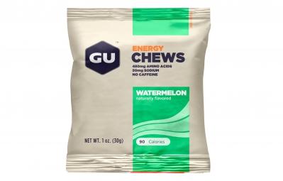 GU Gommes énergétiques Goût Pastèque 1 portion