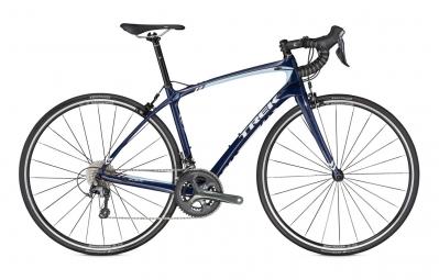 Vélo Route TREK 2016 SILQUE C Femme Tiagra 10v Bleu