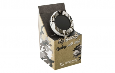SIGMA compteur MY SPEEDY camouflage 4 fonctions