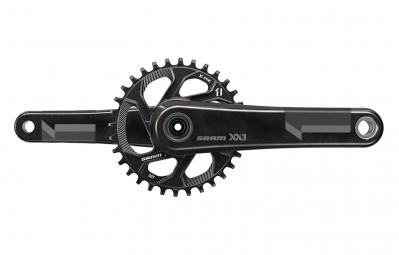 Pédalier SRAM XX1 GXP Direct Mount 32 Dents (sans boitier) Noir