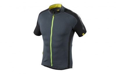 MAVIC Maillot Manches Courtes SPRINT RELAX Gris