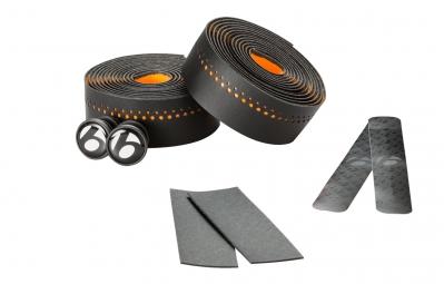BONTRAGER Ruban de Cintre Mousse Microfibre Noir/Orange