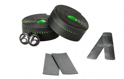 BONTRAGER Ruban de Cintre Mousse Microfibre Noir/Vert