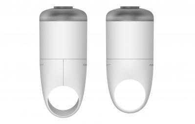 REELIGHT Kit Eclairage Avant Arrière GO Blanc