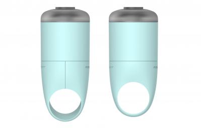 REELIGHT Kit Eclairage Avant Arrière GO Vert
