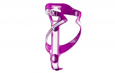 BONTRAGER Porte bidon RXL Carbone Violet vif