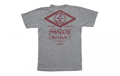 SHADOW T-Shirt GIPSY Gris