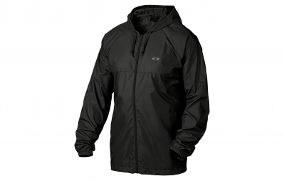 OAKLEY Veste Coupe Vent DALLY WINDBREAKER Noir