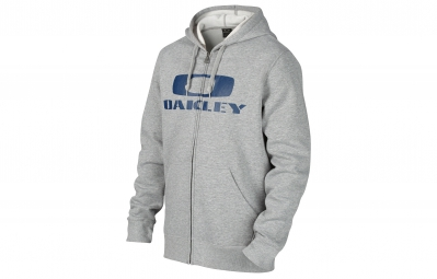 OAKLEY Sweat à Capuche THE OG Gris