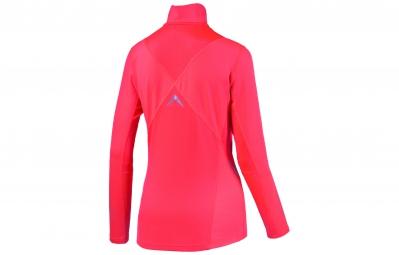 PUMA Tee-Shirt ML Femme NightCat POWERARM Corail