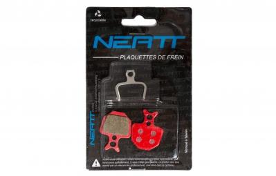 NEATT Plaquettes organiques pour Formula Oro callipers
