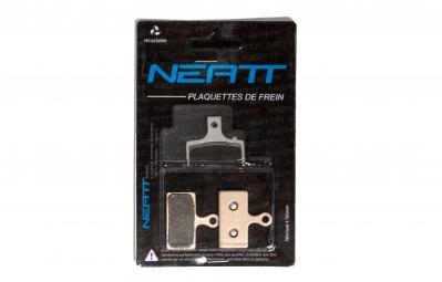 NEATT Plaquettes metalliques SHIMANO NEW XTR / XT