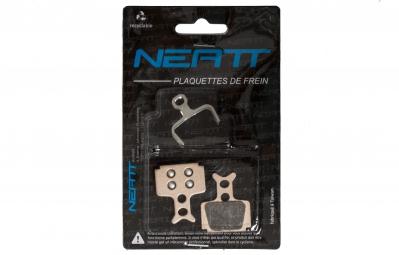 NEATT Plaquettes metalliques pour FORMULA One Mega R1 RX