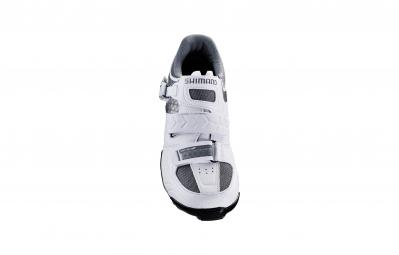 Chaussures VTT Femme Shimano WM64 2016 Blanc