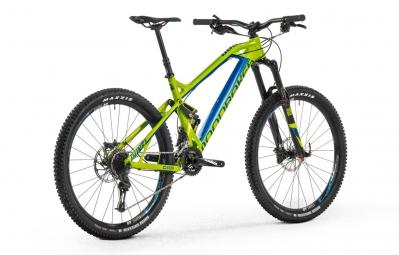 MONDRAKER 2016 Vélo Complet DUNE R 27.5´´ Vert Bleu