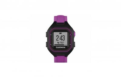 GARMIN Montre GPS FORERUNNER 25 Noir/Violet