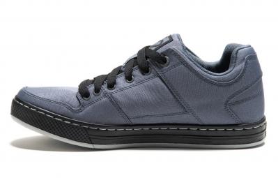 FIVE TEN Chaussures VTT FREERIDER CANVAS Gris Bleu