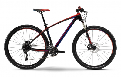 VTT Semi-Rigide Haibike GREED 9.10 29'' Noir 2016