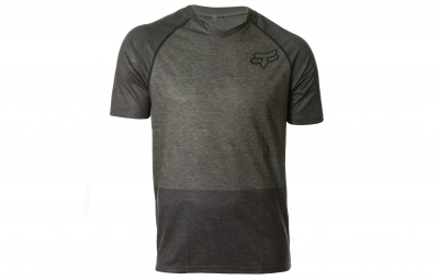 FOX Maillot manches courtes INDICATOR Gris