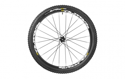 MAVIC 2016 Roue Avant CROSSRIDE Light WTS 27.5'' 15mm Pneu CrossRide Quest 2.25