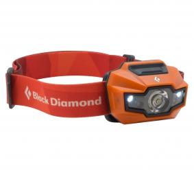 BLACK DIAMOND Lampe Frontale STORM Orange