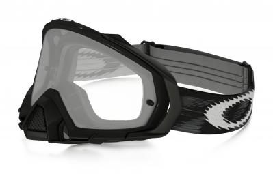 OAKLEY masque MAYHEM PRO MX Black/Clear Ref OO7051-18