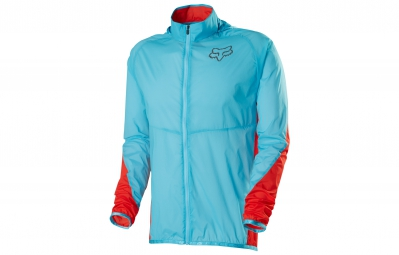 FOX Veste Coupe Vent DAWN PATROL 2 Bleu