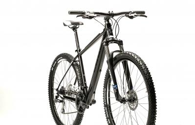 CUBE 2016 Vélo Complet AIM SL 29´´ Noir Blanc