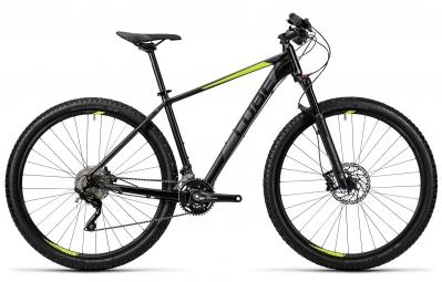 CUBE 2016 Vélo Complet ACID 29´´ Noir Jaune