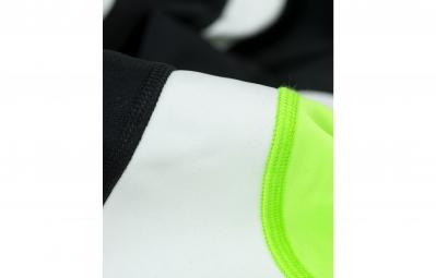 SPIUK Veste Manches Longues TEAM Noir Blanc Vert