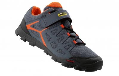 Chaussures VTT Mavic Crossride 2016 Gris