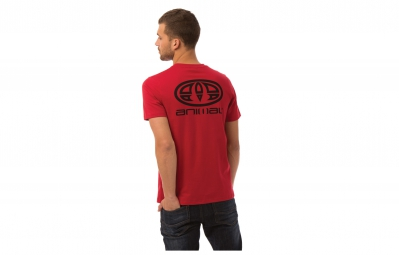 ANIMAL T-Shirt CLASSICO Rouge