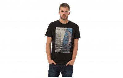 ANIMAL T-Shirt RIPPED Noir
