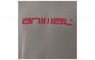 ANIMAL Sweat à Capuche LUNA Gris